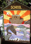 "Sylvan Park Well Dressing (""School"")"