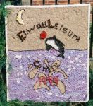 Etwall Leisure Centre Well Dressing