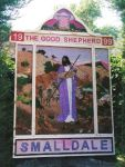 Smalldale Well Dressing