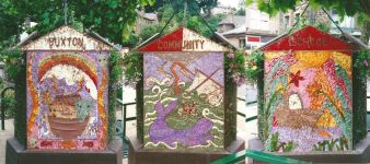 Sylvan Park Well Dressing