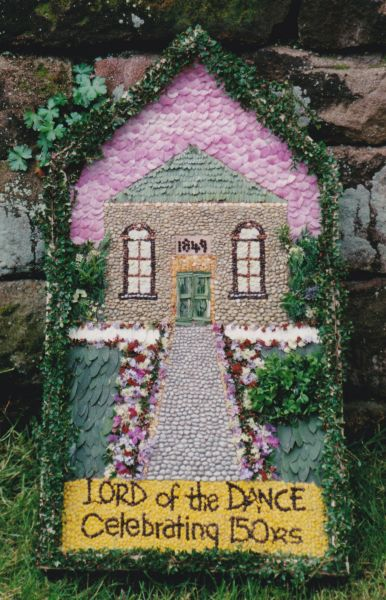 Milford 1999 - Chevin Road Baptist Chapel Well Dressing