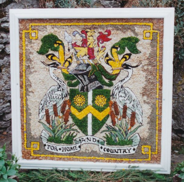 Youlgrave 1999 - Women's Institute Well Dressing