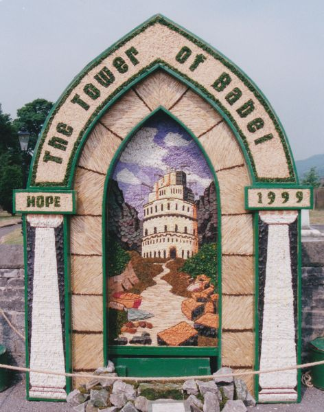 Hope 1999 - St Peter's Church Well Dressing