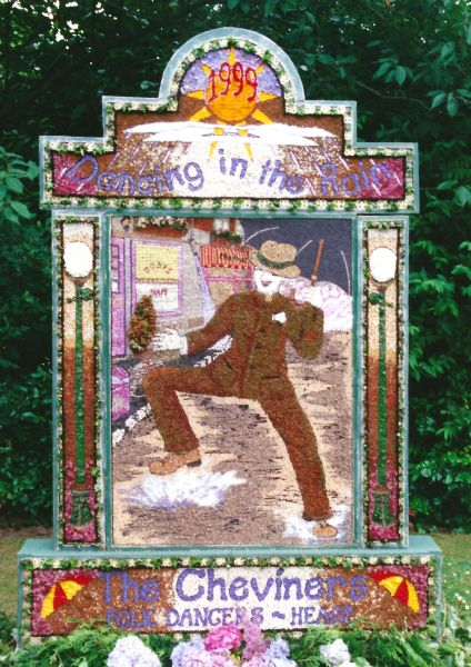Belper 1999 - The Cheviners Well Dressing