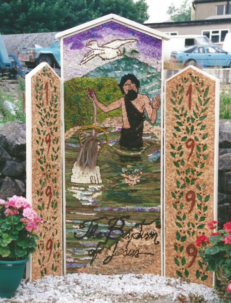 Peak Forest 1999 - Village Pump Well Dressing